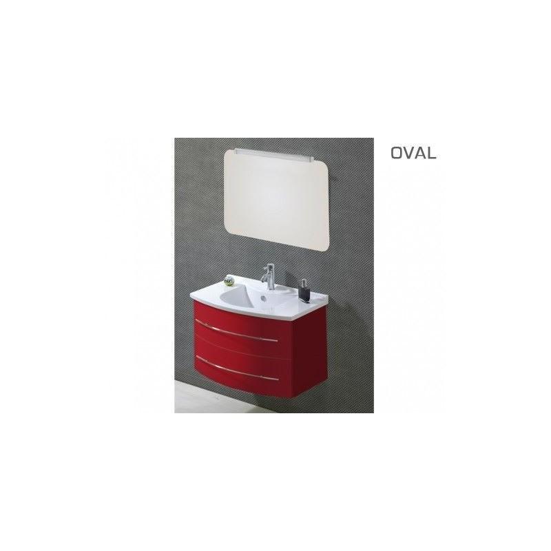 Meuble de salle de bain Mitos-80