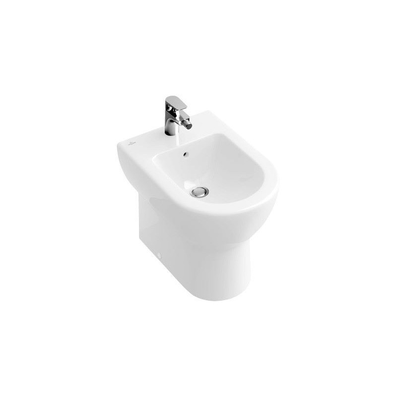 villeroy boch subway bidet blanc 74100001. Black Bedroom Furniture Sets. Home Design Ideas