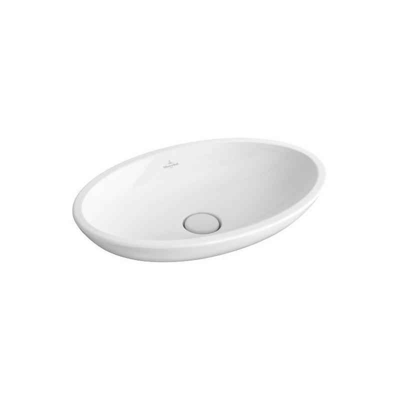 vasques poser de r f rence 51510001 de villeroy boch chez banio salle de bain. Black Bedroom Furniture Sets. Home Design Ideas