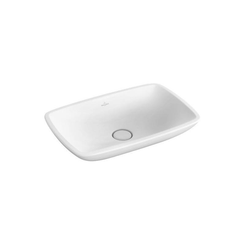 vasques poser de r f rence 51540001 de villeroy boch chez banio salle de bain. Black Bedroom Furniture Sets. Home Design Ideas