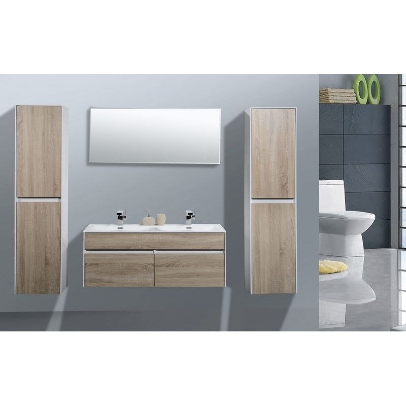 meuble de salle de bain roma san roma 120. Black Bedroom Furniture Sets. Home Design Ideas