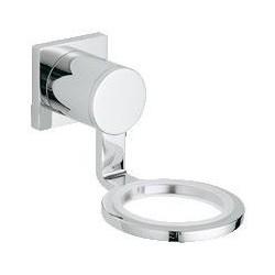 Grohe Allure glas/zeepschaal zonder glas/schaal, chroom